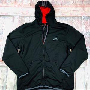 Adidas Full Zip Up Sweatshirt
